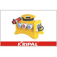 Quality IP65 Portable Industrial Electricity Distribution Box with Socket Outlets wholesale