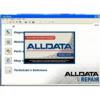 750GB External HDD Professional Automotive Diagnostic Software Alldata 10.53 /  3.38