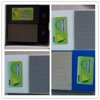 Quality Resin and Electroplated Hand Diamond Polishing Pads , Smoothing Out Irregular Surfaces wholesale