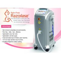 2015 hot selling painless hair removal machine 808nm diode laser hair remvoal