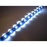 Quality High Intensity Single Color 5050 DC 12V Flexible LED Strip Waterproof Running Light wholesale