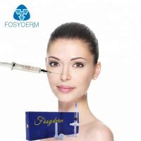 Quality Healthy 2ml HA Dermal Filler with Lidocaine For Nose Up Long Lasting wholesale