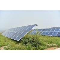 High Powder Aluminium Solar Panel Frame For Solar Mounting Systems ISO9001 for sale