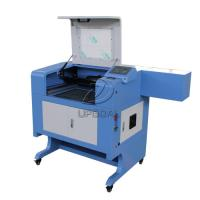 Quality Small 60W Acrylic Leather MDF Co2 Laser Cutting Machine 500*400mm wholesale