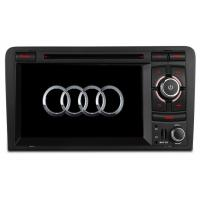 China Audi A3 (2003-2011) Car DVD Player with GPS Android 9.0 Car Stereo GPS Navigation Suppprt DVR AUD-7127GDA on sale