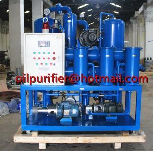 Transformer oil purifier portable transformer oil filtering machines