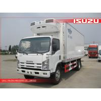 Quality Isuzu NPR/ELF Refrigerator/Reefer/freezer trucks wholesale