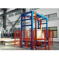 China 35 Pallets/H Stretch Film Wrapping Machine on sale