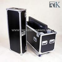 Buy cheap Plasma Case to Hold Two Plasmas,  with Casters and Storagecase product