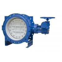 Quality DN800 150PSI PN10 Disc Butterfly Check Valve Fusion Bonded Epoxy Ductile Iron wholesale