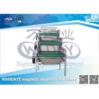 Quality Permanent 1.5 KW BeltConveyor Magnetic Separator For Iron Remover wholesale