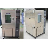 Quality Stainless Steel Material Customized High and Low Temperature Test Chamber wholesale