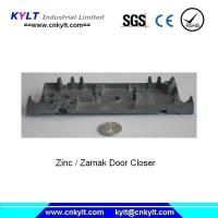 China Pressure Injection Casting Aluminum Alloy Door Closer Cover/Shell on sale