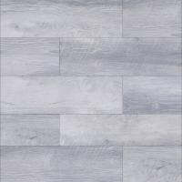 Quality Gray Plank Wood WPC Vinyl Flooring Multilayers Structure Waterproof wholesale