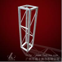 China small truss system,background bolt truss for exhibition booth design on sale