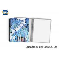 Quality Pretty Girl Design 3D Lenticular Notebook PET / PP / PVC Cover Material wholesale