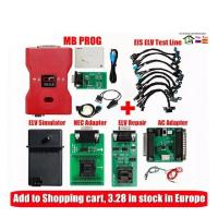 China CGDI Prog MB For Benz Support All Key Lost Fastest Add CGDI MB Auto Key Programmer Online Password Calculation Original on sale