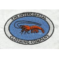 Buy cheap NEW Design Four colors for clothing Embroidery Digitizing Logo on Polyester / from wholesalers