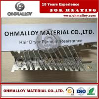 Cheap OHMALLOY Mica Electric hair dryer heating element Resistance China,popuar for our regulars for sale