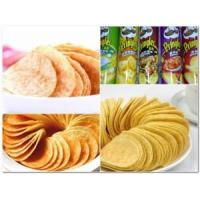 China Natural Potato Chips Production Line on sale