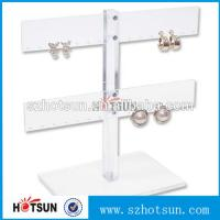 Quality Wholesale Cheap Cool Style Fashion Acrylic Jewelry Display, Acrylic Earring Display wholesale