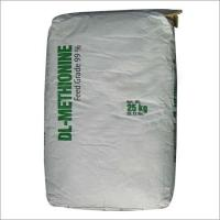 China dl-methionine feed grade 99% for animal fodder feed additive on sale