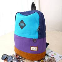 Quality colorful student backpacks for girls wholesale