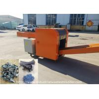 Quality Coat / Underwear Small Textile Shredder For Clothes Non Woven Textile Fabric wholesale