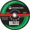 "Buy cheap 7"" Metal Stainless Steel Depressed Center Inox Grinding Wheel Disc 180*3.2*22.2 from wholesalers"