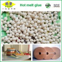 Quality Hot Melt Edge Banding For Woodworking , Small Round Edge Banding Adhesive Granule wholesale