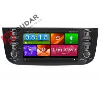 Quality 6.2 Inch  Fiat LINEA  Car Multimedia Audio Video Entertainment System Support DVR wholesale