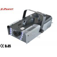 Quality 8*3w RGB LED Halloween Stage  Fog Machine 1200W, DMX Fog Machine  X-023 wholesale