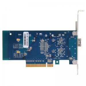 Quality 10G1BF-SFP+ Intel 82599 Chipset PCI Eexpress x8 Single Port 10G Ethernet LAN Card Fiber Optical Server NIC wholesale