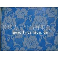 Quality M1001 Rose style lace fabric wholesale