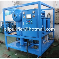 China aging transformer oil purification and filtration system with horizontal vacuum chamber on sale