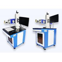 Quality Epoxy Resin Printing CO2 Laser Marking Machine Air Cooling High Accuracy wholesale