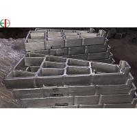 China Baskets Heat Treatment Fixtures 2.4879 Heat - Resistant Steel Tray on sale