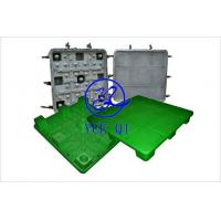 China cast aluminum rotomolding mould for plastic pallet on sale