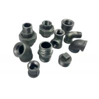 """Quality Din 2950 1/2"""" Npt Malleable Iron Elbow Iron Pipe Connectors For Ship Buildings wholesale"""