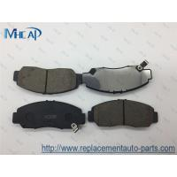 Buy cheap Auto Brake Pads Set  Front Axle 45022-SDD-A00 Honda Accord Civic FR-V Odyssey Stream Acura from wholesalers