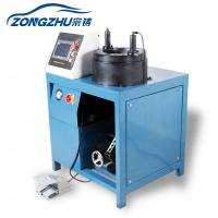 Quality 380V 415V 220V Hose Pipe Making Machine For Hydraulic Hoses Specified Dies Set wholesale