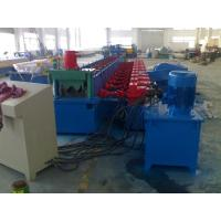 Quality Freeway Guardrail Cold Forming Machine Use Gimble Gear Reducer with Hydraulic Punching Holes System and Cutting Method wholesale