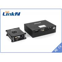 Buy cheap Wireless COFDM Long Range UAVWireless Video Transmitter AES256 Encryption 20KM LOS from wholesalers