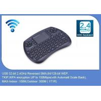 China Air Mouse I8 Mini Key Board Dvb Accessories With Back Light on sale