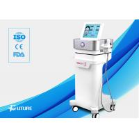 China Radar Line Carve Hifu Skin Tightening Machine Spot Output Mode SMAS Contraction on sale