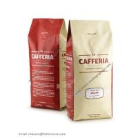 Quality Aluminum Foil Zip Lock Bag Coffee Packaging Bags with Side Gusset , Moisture Proof wholesale