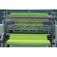 Quality Three Needle Bar Multi Needle Quilting Machine 380V For Garments , Winter Jackets wholesale