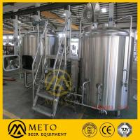 Quality IPA brewing 15HL large beer manufacturing equipment wholesale