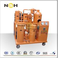 Quality Automatic Multistage Lubricating Oil Purifier For Filtering Dehydration Lubricant Oil wholesale