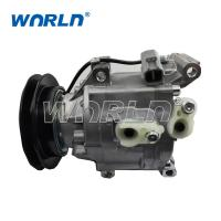 Buy cheap Auto AC Air Conditioner Compressor for Kubota 06C CO 11287C/MIA10078/6A671-97114 from wholesalers